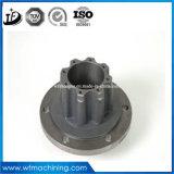 Connettore a tre vie del tubo del pezzo fuso non standard con il ghisa del pezzo fuso del ferro