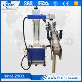20W de alta precisión láser de fibra Máquina de la marca grabado de la placa de identificación