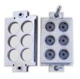 Plastikbiskuit-Tellersegment zurückführbare Thermoforming Maschine (DH50-71/120S-A)