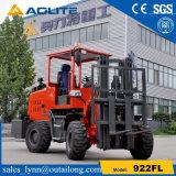 販売のためのよい価格4WDの中国のフォークリフトの車輪のローダー
