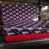 Shinning & baratos 0,7 mm de PVC de fieltro piso de revestimiento de piso de cubierta