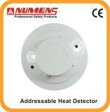 à 2 fils, 24V, DEL éloignée, détecteur de la chaleur avec du CE reconnu (600-006)