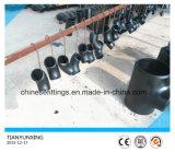 Accessori per tubi senza giunte del acciaio al carbonio della saldatura testa a testa Sch40