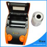 無線電信58mmの可動装置のBluetooth小型熱レシートプリンター