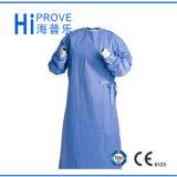 Abiti dei pp /SMS/abito medici a perdere sterili di isolamento