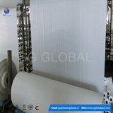 Tela tubular tejida PP de la rafia de la fábrica de China en rodillo