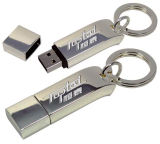 Tarjeta de memoria USB Pen Drive USB Flash Drive de metal OEM USB Flash Disk USB Logo unidad flash 2.0 del palillo del pulgar de memoria Flash Card