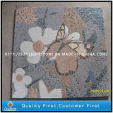 Animal Design Marbre Stone Petite mosaïque Motif Art Wall Tiles