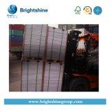 Papel sem carbónio de China imagem azul/preta de 3 dobras