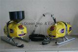Pulverizador mal ventilado elétrico Gh-7h da pintura de DIY