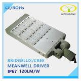 Meanwellドライバーが付いているセリウムRoHSによって証明される150W IP67屋外LEDのライト