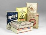 Sac tissé par pp durable de papier d'emballage pour l'emballage