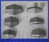 Carbide Shield Cutter Shield Inserts para Shield Tunneling Machine
