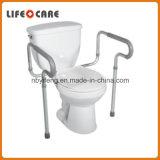 Support portatif de bordure de toilette de Foldeasy