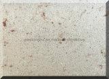 Preço branco artificial chinês da pedra de quartzo para bancadas