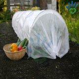 Il tessuto/verdura non tessuti del coperchio dell'azienda agricola dei pp Spunbond coltiva il coperchio con 50 il tessuto di GSM pp/coperchio non tessuti della pianta
