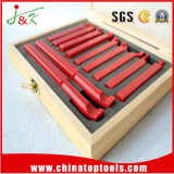 Outils de rotation de carbure de 11 parties/couteaux/outils de tour de grande usine