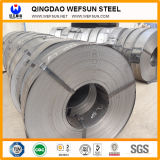Q195/Q235 laminó/tira de acero laminada en caliente de /Galvanized