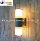 Iluminación de la pared del aluminio 2X10W LED para el uso al aire libre