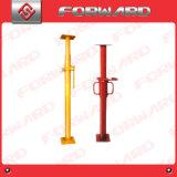 Puntello dell'acciaio dell'armatura usato costruzione della costruzione