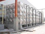 Anticorrosief Roestvrij staal SMC 304 de Tank 0.125m3 van het Water--1000m3