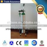 Medizinischer Sauerstoffbehälter mit Aluminiummaterial
