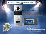 Видео- система входа двери WiFi телефона двери внутренной связи