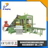 Qt6-15 Hydraulische Concrete het Maken van de Baksteen Machine/Hydraulische het Maken van de Baksteen van de Pers Machine