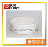 Ciotola di ceramica dell'animale domestico di Gyp036