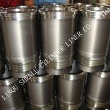 Forro 130mm do cilindro das peças de motor Diesel do russo usado para Yamaz 236