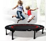O estilo novo Deqing bonito encantador fornece o Trampoline de salto de dobramento dos miúdos da ginástica da aptidão