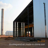 Edificio del acero estructural/almacén/taller de la estructura de acero