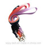 선전용 선물 방아끈 USB 섬광 드라이브 광고