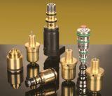 Válvulas de control autos del compresor del aire/acondicionado para V5, Sanden, Denso