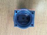 Commande numérique par ordinateur de usinage de laiton de commande numérique par ordinateur d'aluminium anodisée par qualité usinant la pièce de usinage de usinage de précision de commande numérique par ordinateur d'acier inoxydable