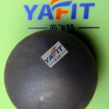 Diâmetro esfera de moedura forjada moinho da mineração da fábrica da areia de quartzo/silicone de 25mm-150mm