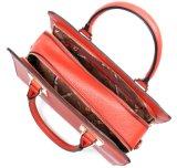 女性ニースの割引革ハンドバッグのためのデザイナー女性のハンドバッグ袋