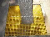 Geformte kratzende Ineinander greifen-Vergitterungen des Fabrik-Zubehör-FRP GRP Fiberglas