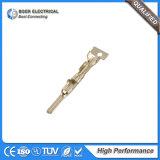 자동차 또는 모터 연결관 케이블 단말기 끝 남성 유형 단말기 DJ611-2.3X0.6A