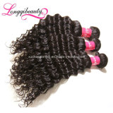 Preço de trama da promoção do cabelo para o cabelo ondulado brasileiro do Virgin