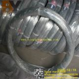 Heißes Dipped Galvanized Flat Oval Wire für Cattle Farm