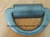 Clips D modifiés en métal avec des courroies