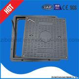 Sinkkasten-Einsteigeloch-Deckel und Rahmen des En124 Baumaterial-FRP/GRP