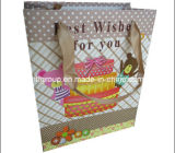 Искусственный мешок подарка дня рождения вычуры ручки (FBXH2007)