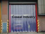 PVC-Streifen-Tür-Trennvorhang-Bildschirm