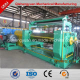 Stock Blender를 가진 Xk-360 Two Roll Rubber Mixing Mill /Open Mixing Mill Machine