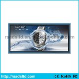 상업적인 액자 LED 가벼운 널 직물 가벼운 상자