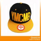 chapeaux faits sur commande de Snapback de la broderie 3D à vendre