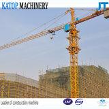 Gru a torre di marca Tc5010 di Katop per il cantiere