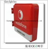 Оптовая всасывая напольная коробка СИД акриловая светлая